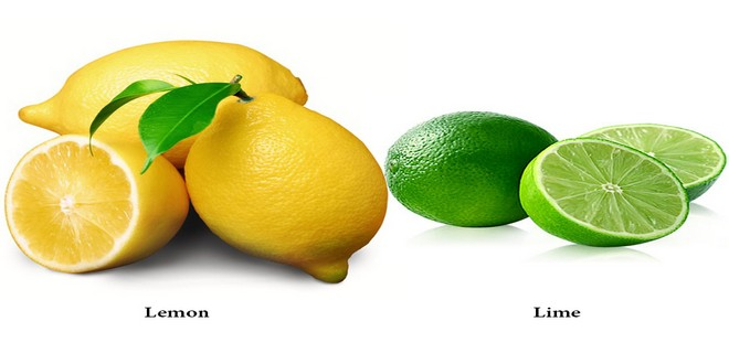Wiki Juices - Lemon and lime