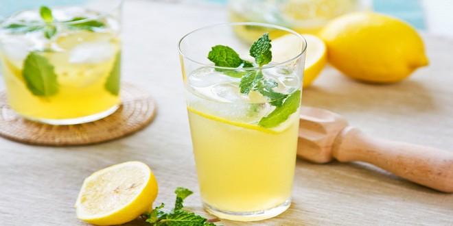 Wiki Juices - Lemon juice with mint