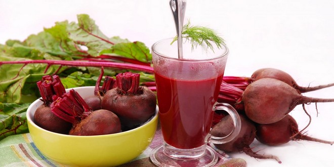Wiki Juices - Nutrient Glossary A-C Beet root juice