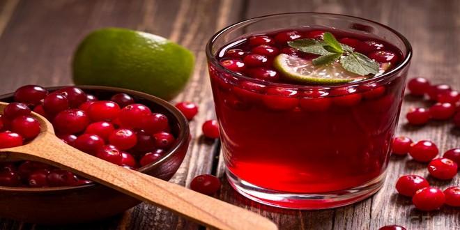 Wiki Juices - Cranberry juice with lemon