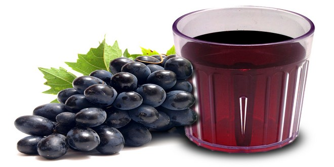 Wiki Juices - Grape juice with grape fruit