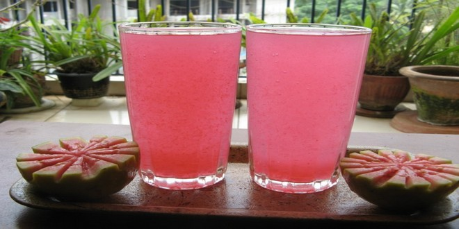 Wiki Juices - Guava juice pink