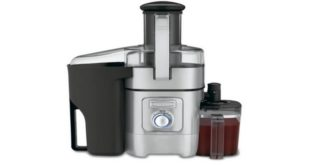 Wiki Juices - Cuisinart CJE 1000 Juice Extractor cherry juice