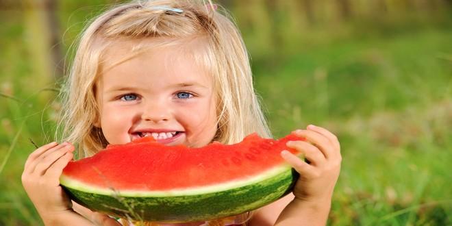 Wiki Juices - Watermelon little girl