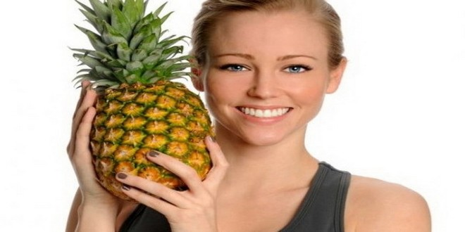 Wiki Juices - Pineapple-girl