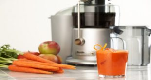 Wiki Juices - Breville JE98XL juicer carrot juice