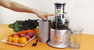 Wiki Juices - Breville JE98XL juicer overview