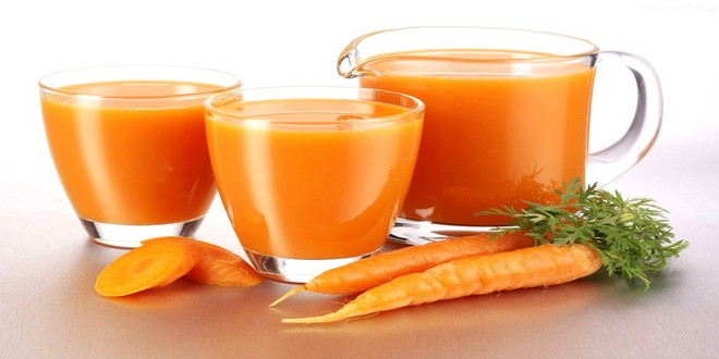 Wiki Juices - Carrot juice