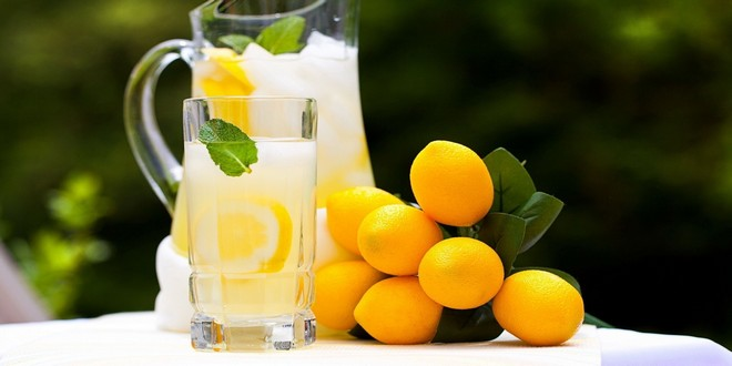Wiki Juices - Fresh lemon juice