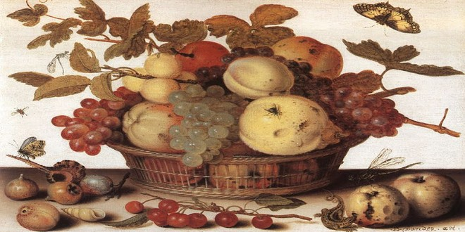 Wiki Juices - Fruit basket Balthasar Van Der Ast