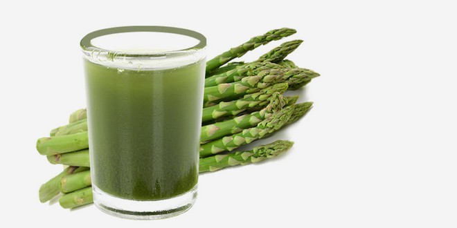Wiki Juices - Delicious asparagus juice