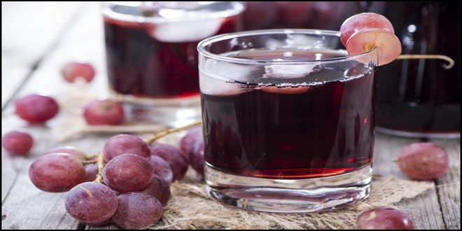 Wiki Juices - Delicious red grape juice