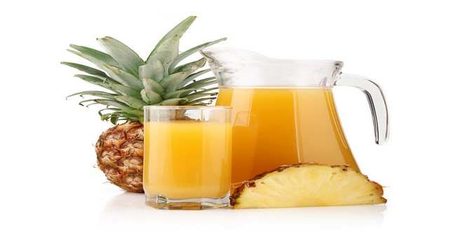Wiki Juices - Fresh pineapple juice