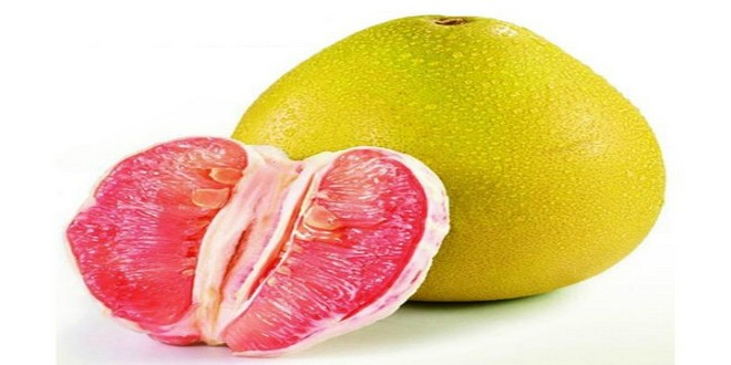 Wiki Juices - Fresh pomelo fruit