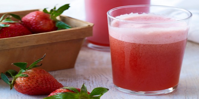 Wiki Juices - Fresh strawberry juice