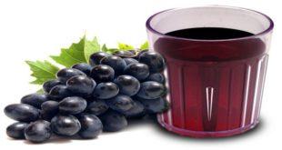 Wiki Juices - Grape juice with grape fruit