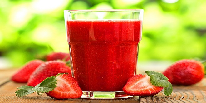 Wiki Juices - Strawberry juice
