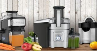 Wiki Juices - Cuisinart juicers