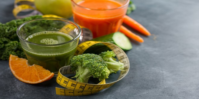 Wiki Juices - Broccoli carrot juice