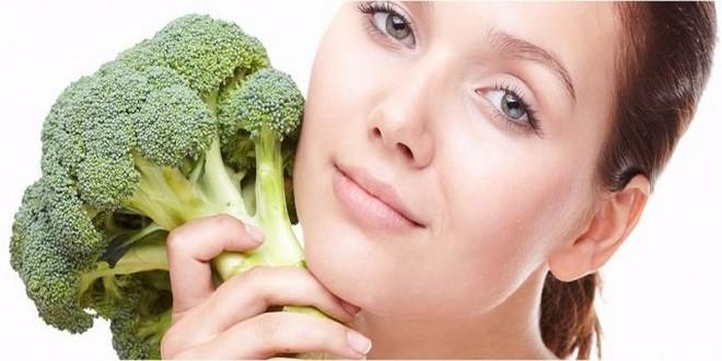 Wiki Juices - Broccoli girl
