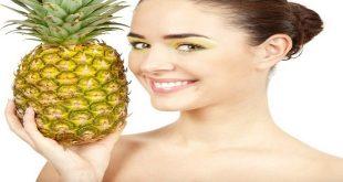 Wiki Juices - Pineapple beautiful girl