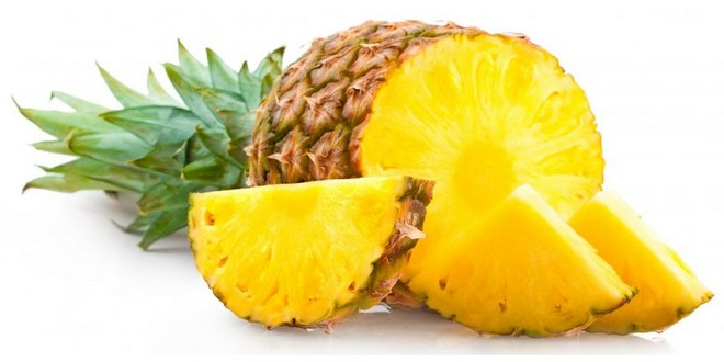 Wiki Juices - Pineapple fruit