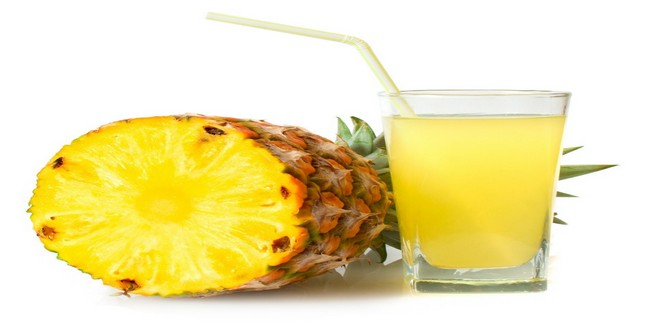 Wiki Juices - Pineapple juice