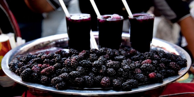 Wiki Juices - Blackberry juice