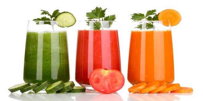 Wiki Juices - Cucumber Tomato Carrot Juice