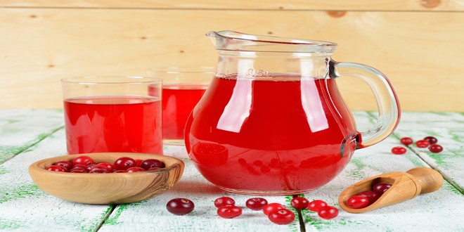 Wiki Juices - Healthy Cranberry Juice