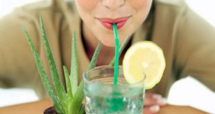 Wiki Juices - Aloe Vera juice with Lemon
