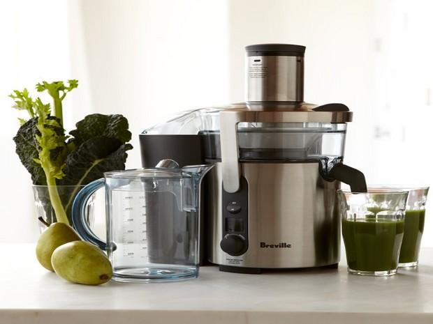 Wiki Juices - Breville juicer and Kale juice