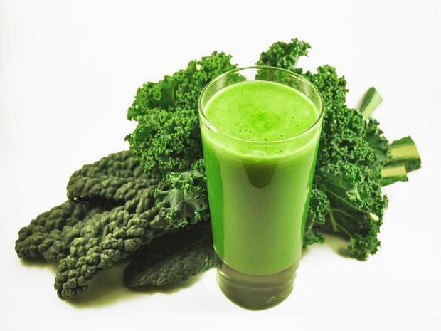 Wiki Juices - Kale juice