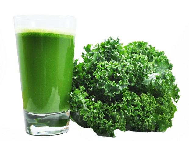 Wiki Juices - Kale spinach juice