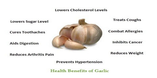Wiki Juices - Garlic Health Benefits