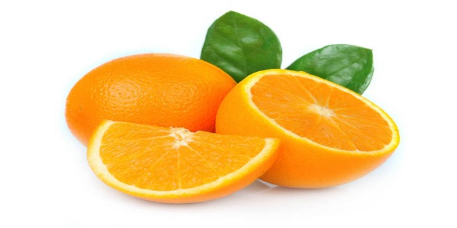Wiki Juices - Orange fruit slices