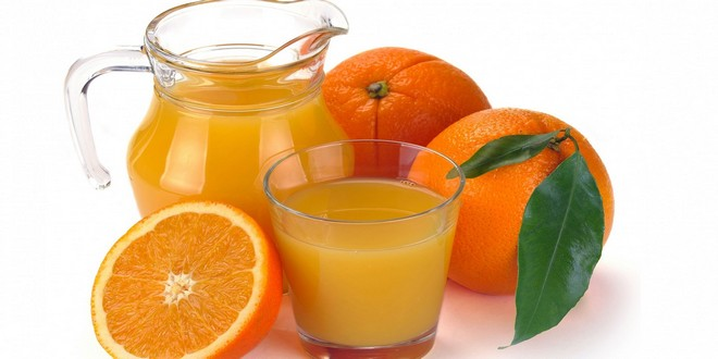 Wiki Juices - Orange juice