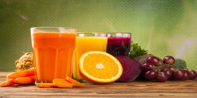 Wiki Juices - Beet Carrot Orange Juice