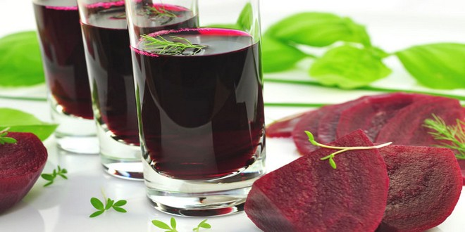 Wiki Juices - Beet Juice Glasses