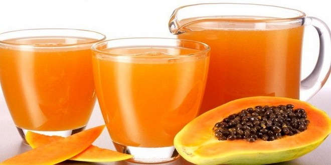 Wiki Juices - Papaya Juice