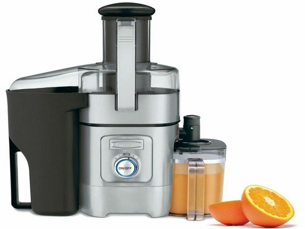 Wiki Juices - Cuisinart CJE 1000 Juice Extractor orange juice