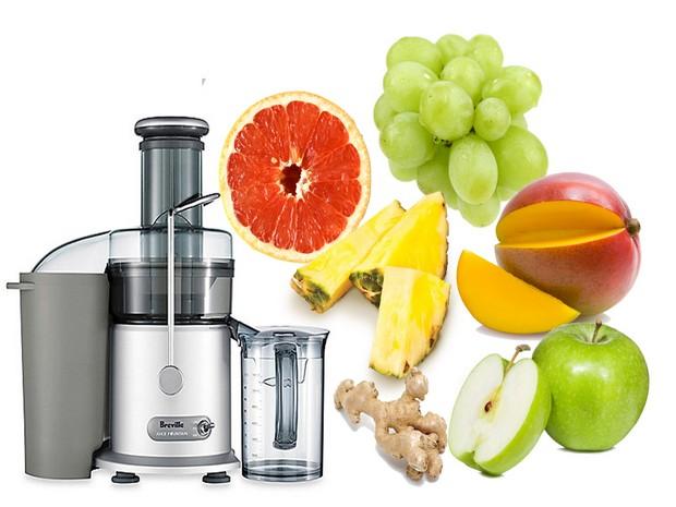Wiki Juices - Breville JE98XL Juicer Fruits for Juicing