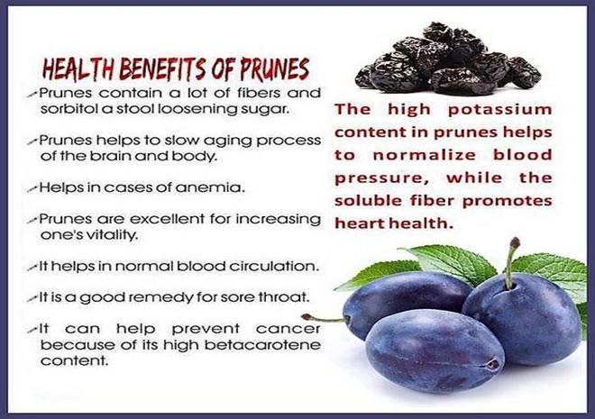 Wiki Juices - Health Benefits of Prunes