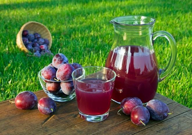 Wiki Juices - Plums Juice